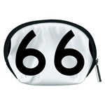 U.S. Route 66 Accessory Pouches (Medium)  Back