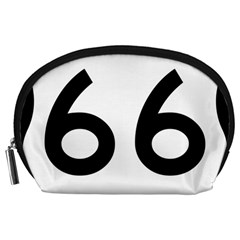 U S  Route 66 Accessory Pouches (large)  by abbeyz71
