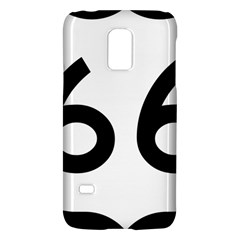 U S  Route 66 Galaxy S5 Mini by abbeyz71