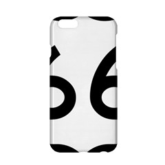 U S  Route 66 Apple Iphone 6/6s Hardshell Case by abbeyz71