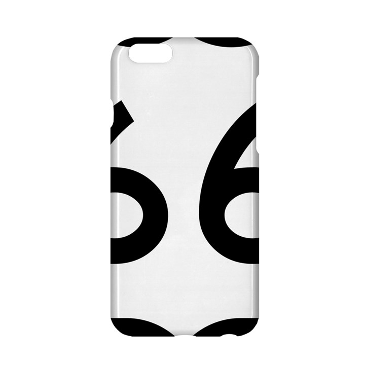 U.S. Route 66 Apple iPhone 6/6S Hardshell Case