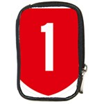 New Zealand State Highway 1 Compact Camera Cases Front