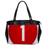 New Zealand State Highway 1 Office Handbags Front
