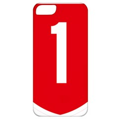 New Zealand State Highway 1 Apple iPhone 5 Classic Hardshell Case