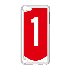 New Zealand State Highway 1 Apple iPod Touch 5 Case (White)