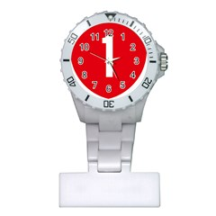 New Zealand State Highway 1 Plastic Nurses Watch by abbeyz71