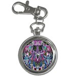 Sly Dog Modern Grunge Style Blue Pink Violet Key Chain Watches Front