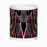 Sly Dog Modern Grunge Style Blue Pink Violet Night Luminous Mugs Center