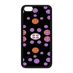 Alphabet Shirtjhjervbret (2)fvgbgnhlluuii Apple iPhone 5C Seamless Case (Black) Front