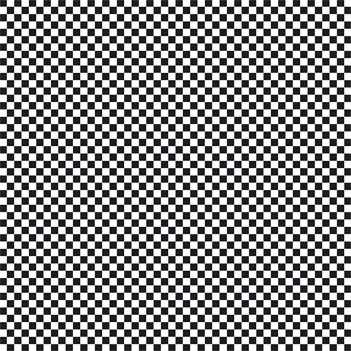 Sports Racing Chess Squares Black White Magic Photo Cubes