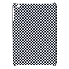 Sports Racing Chess Squares Black White Apple Ipad Mini Hardshell Case