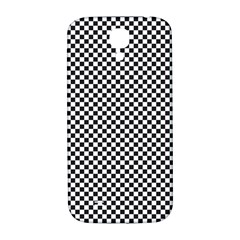 Sports Racing Chess Squares Black White Samsung Galaxy S4 I9500/i9505  Hardshell Back Case