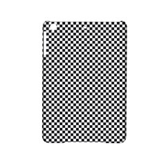 Sports Racing Chess Squares Black White Ipad Mini 2 Hardshell Cases by EDDArt