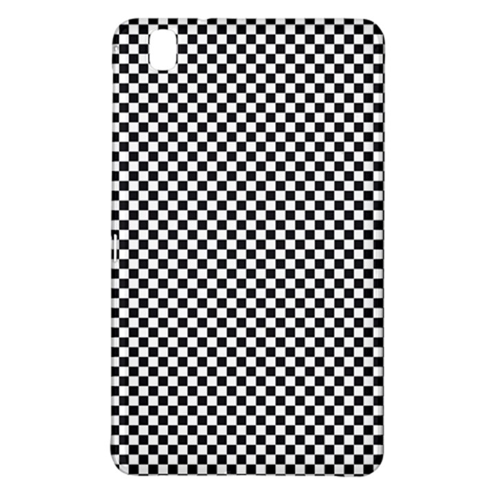 Sports Racing Chess Squares Black White Samsung Galaxy Tab Pro 8.4 Hardshell Case