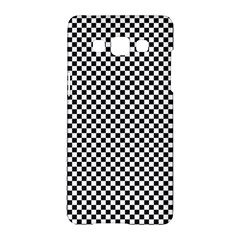 Sports Racing Chess Squares Black White Samsung Galaxy A5 Hardshell Case