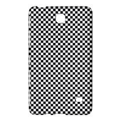 Sports Racing Chess Squares Black White Samsung Galaxy Tab 4 (8 ) Hardshell Case