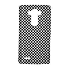 Sports Racing Chess Squares Black White Lg G4 Hardshell Case