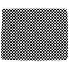 Sports Racing Chess Squares Black White Jigsaw Puzzle Photo Stand (rectangular) by EDDArt