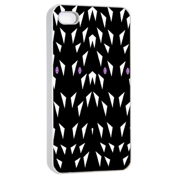 Win 20161004 23 30 49 Proyiyuikdgdgscnhggpikhhmmgbfbkkppkhoujlll Apple iPhone 4/4s Seamless Case (White)
