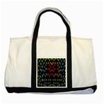 ;; Two Tone Tote Bag