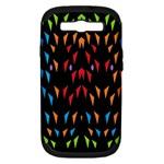 ;; Samsung Galaxy S III Hardshell Case (PC+Silicone)