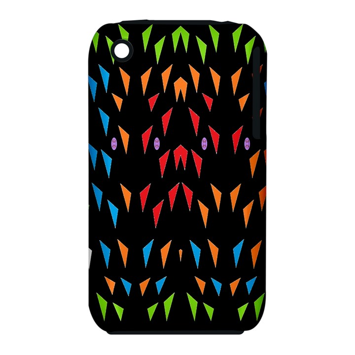 ;; Apple iPhone 3G/3GS Hardshell Case (PC+Silicone)