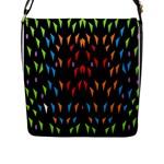 ;; Flap Messenger Bag (L)