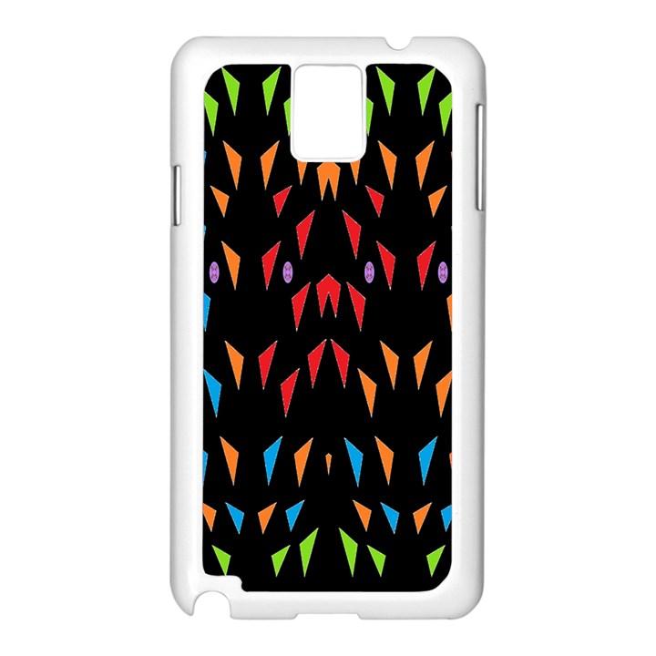 ;; Samsung Galaxy Note 3 N9005 Case (White)