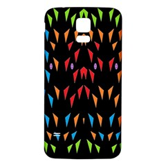 ;; Samsung Galaxy S5 Back Case (white) by MRTACPANS