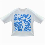Blue summer design Infant/Toddler T-Shirts