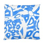 Blue summer design Standard Cushion Case (One Side) Front