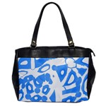Blue summer design Office Handbags