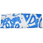 Blue summer design Body Pillow Case Dakimakura (Two Sides)