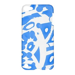 Blue Summer Design Apple Ipod Touch 5 Hardshell Case
