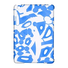 Blue Summer Design Apple Ipad Mini Hardshell Case (compatible With Smart Cover)