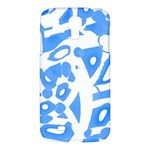 Blue summer design Samsung Galaxy S4 I9500/I9505 Hardshell Case