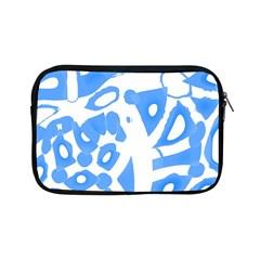 Blue summer design Apple iPad Mini Zipper Cases