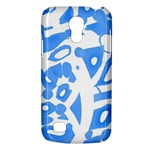 Blue summer design Galaxy S4 Mini
