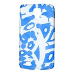 Blue summer design Galaxy S4 Active