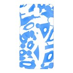 Blue summer design Samsung Galaxy Note 3 N9005 Hardshell Back Case