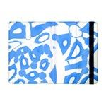 Blue summer design iPad Mini 2 Flip Cases