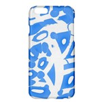 Blue summer design Apple iPhone 6 Plus/6S Plus Hardshell Case