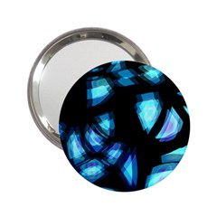 Blue Light 2 25  Handbag Mirrors