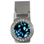 Blue light Money Clips (CZ)  Front