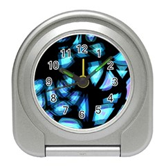 Blue light Travel Alarm Clocks