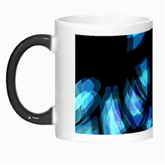 Blue light Morph Mugs