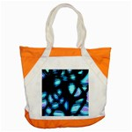 Blue light Accent Tote Bag