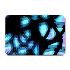 Blue light Small Doormat