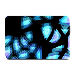 Blue light Plate Mats