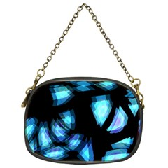 Blue light Chain Purses (One Side)